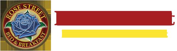 Rose Street B&B Retina Logo