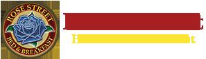Rose Street B&B Logo